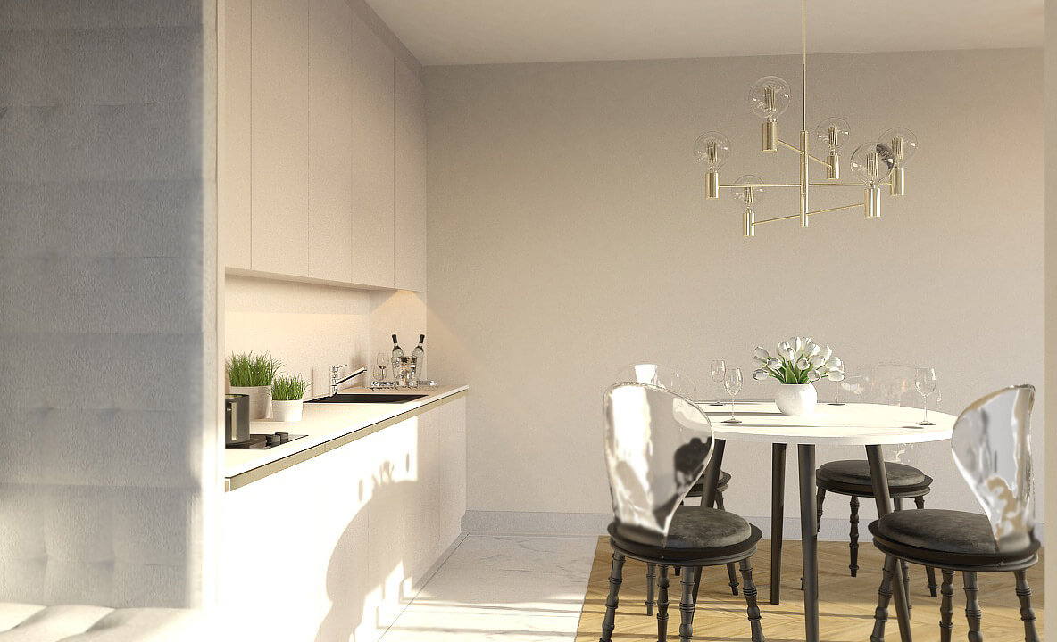 Projekt Mieszkania Decor Living Home